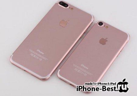 Сравнительная характеристика iPhone 7 Plus и iPhone 7