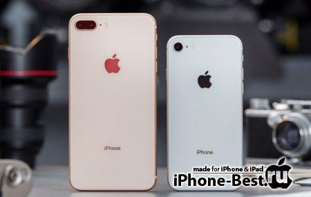 iPhone X и где произвести ремонт 8 и 8 Plus в Москве