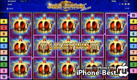 Стань обладателем джек-пота в онлайн казино Лотору 2