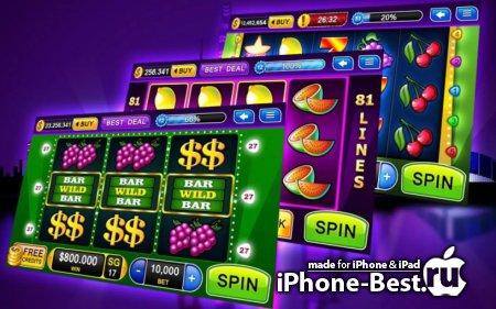 Стань обладателем джек-пота в онлайн казино Лотору