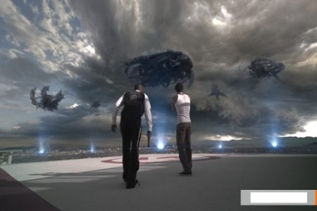 Скайлайн / Skyline [DVDRip/iPhone/iPod Touch]