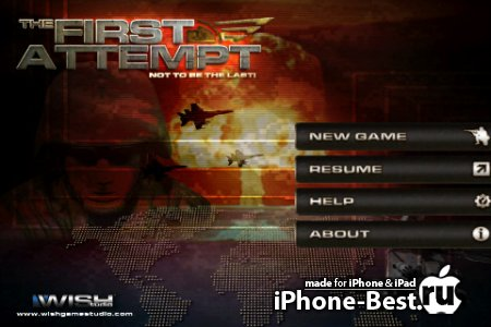 The First Attempt v1.0 [ipa/iPhone/iPod Touch/iPad]