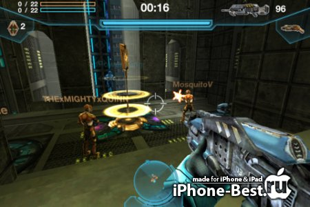 Archetype v1.6.2 [RUS] [ipa/iPhone/iPod Touch]