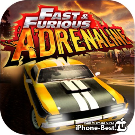 Fast & Furious Adrenaline 1.2.10 [ipa/iPhone/iPod Touch]