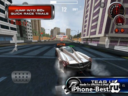 SHIFT 2 Unleashed for iPad (Wolrd) [1.2.95] [ipa/HD/iPad]