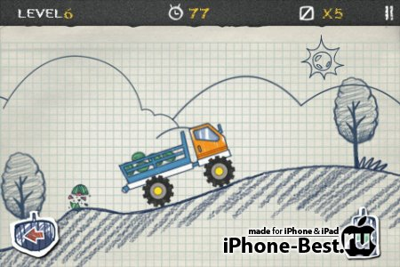 Doodle Truck [1.6] [ipa/iPhone/iPod Touch]
