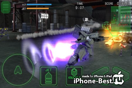 Destroy Gunners SP [1.0.2] [ipa/iPhone/iPod Touch]