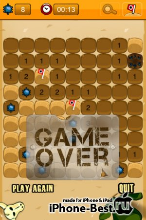 Master Minesweeper [1.0.12] [ipa/iPhone/iPod Touch/iPad]