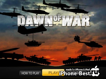 Dawn of War HD [1.3.2] [ipa/iPad]