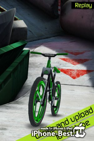 Touchgrind BMX [1.4.0] [ipa/iPhone/iPod Touch]