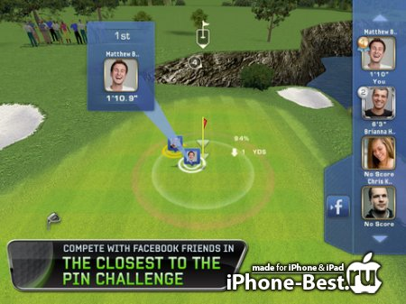 Tiger Woods PGA TOUR 12 (World) [1.0.1] [ipa/iPad]
