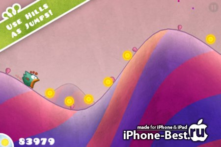 Tiny Wings [2.0.1] [ipa/iPhone/iPod Touch]