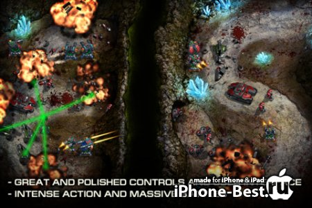 Epic War TD Pro [1.4.5] [ipa/iPhone/iPod Touch]