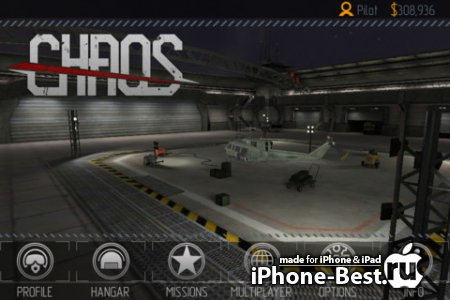 C.H.A.O.S [3.0.1] [ipa/iPhone/iPod Touch/iPad]