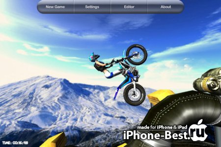 Motorbike HD [5.0.0] [ipa/iPhone/iPod Touch/iPad]