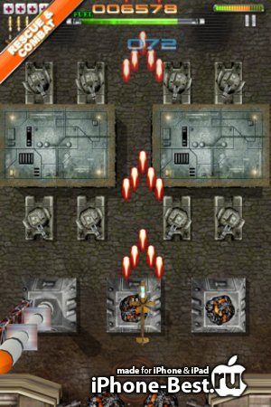 iStriker: Rescue & Combat [1.3.2] [ipa/iPhone/iPod Touch/iPad]