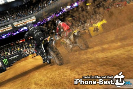 Ricky Carmichael's Motocross Matchup Pro [1.1.0] [ipa/iPhone/iPod Touch/iPad]