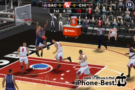 NBA 2K12 [1.3.5] [ipa/iPhone/iPod Touch]