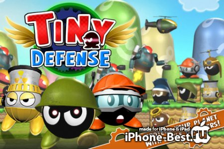 Tiny Defense [1.2] [ipa/iPhone/iPod Touch]