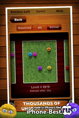 Fling! [1.8.4] [ipa/iPhone/iPod Touch]