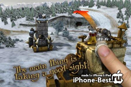 B.A.N.G. Invasion [1.1.0] [ipa/iPhone/iPod Touch]