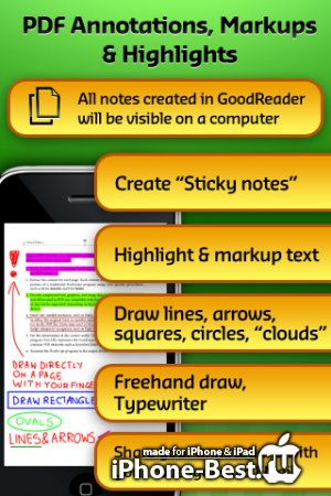GoodReader for iPhone [3.15.1] [ipa/iPhone/iPod Touch]