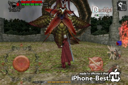 Devil May Cry 4 refrain [1.05.01] [ipa/iPhone/iPod Touch]