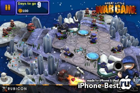 Great Little War Game HD [1.5.4] [ipa/iPhone/iPod Touch/iPad]