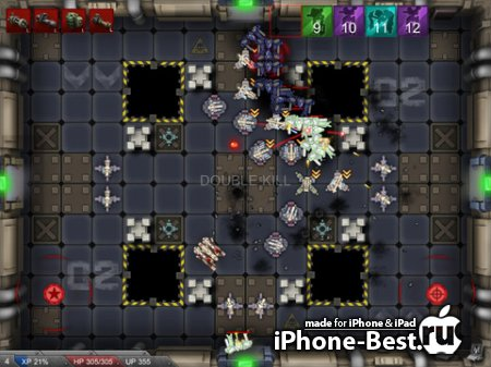 Red Storm Defense [2.001] [ipa/iPhone/iPod Touch/iPad]