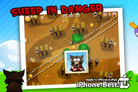 Crazy Escape [1.1.0] [ipa/iPhone/iPod Touch/iPad]