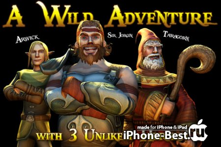 Evertales [1.02] [ipa/iPhone/iPod Touch/iPad]