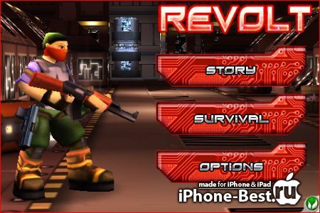 Revolt [1.5.0] [ipa/iPhone/iPod Touch/iPad]
