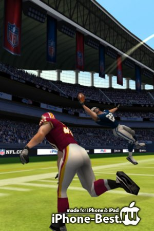 NFL Flick Quarterback [1.2] [ipa/iPhone/iPod Touch]