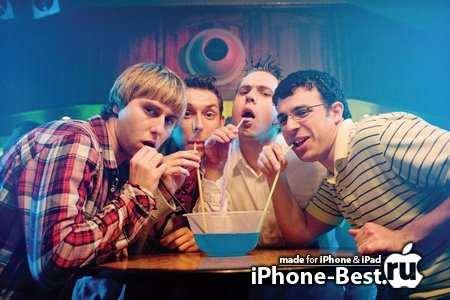 Переростки / The Inbetweeners [2011/HDRip/iPhone/iPod Touch/iPad]