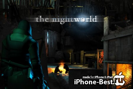 The Nightworld [1.0.1] [ipa/iPhone/iPod Touch/iPad]