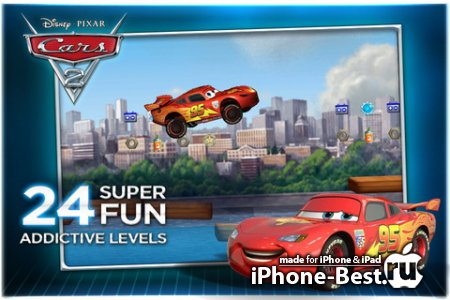 Cars 2 [1.2] [ipa/iPhone/iPod Touch]