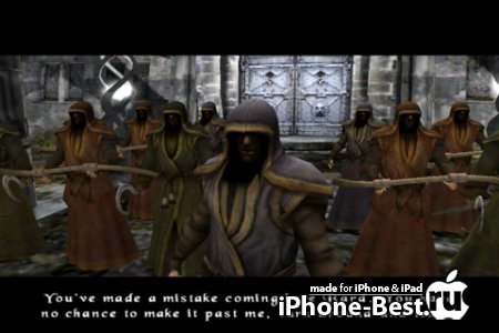 The Bard's Tale [1.7.1] [ipa/iPhone/iPod Touch/iPad]