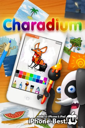 Charadium II [2.3] [ipa/iPhone/iPod Touch]