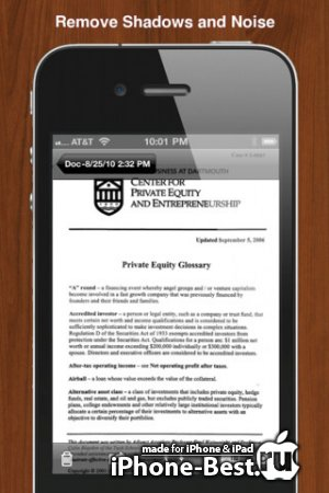 JotNot Scanner Pro [3.2.6] [ipa/iPhone/iPod Touch]