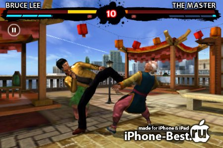 Bruce Lee: Dragon Warrior [1.16.1][ipa/iPhone/iPod Touch]