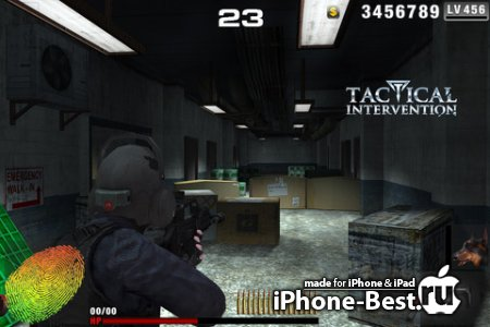 TI Mobile(Tactical Intervention)_PLUS [1.0.0] [ipa/iPhone/iPod Touch/iPad]