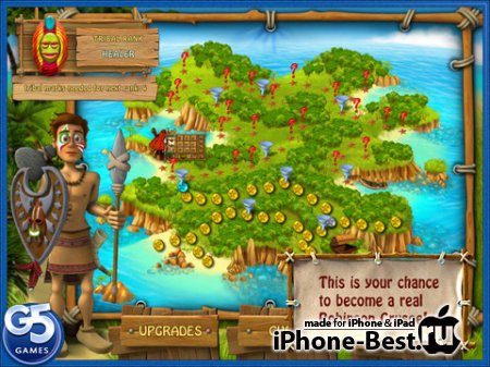 Youda Survivor HD (Full) [1.2] [ipa/iPad]