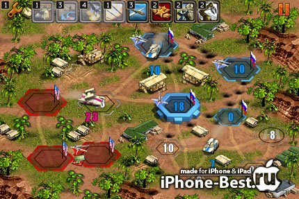 Modern Conflict 2 [1.01] [ipa/iPhone/iPod Touch/iPad]
