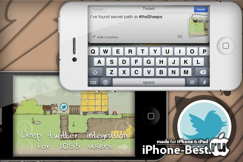 the Sheeps [1.0.4] [ipa/iPhone/iPod Touch]