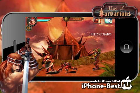 Age of Barbarians [1.0] [ipa/iPhone/iPod Touch]