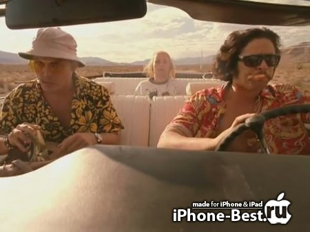 Страх И Ненависть В Лас-Вегасе / Fear and Loathing In Las Vegas [1998/DVDRip/iPhone/iPod Touch/iPad]