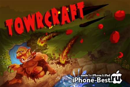TowrCraft [1.7.1] [ipa/iPhone/iPod Touch]