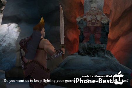 Emissary of War [1.1] [ipa/iPhone/iPod Touch/iPad]