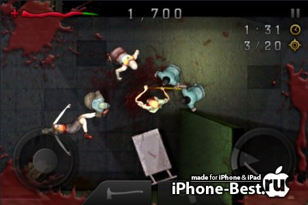 Dawn of the Dead [1.11] [ipa/iPhone/ipod Touch]