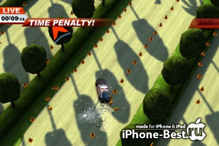 Smash Cops [1.08.00] [ipa/iPhone/iPod Touch/iPad]